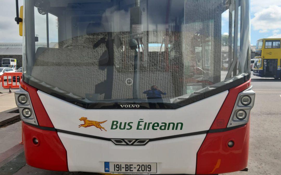 Bus Eireann News