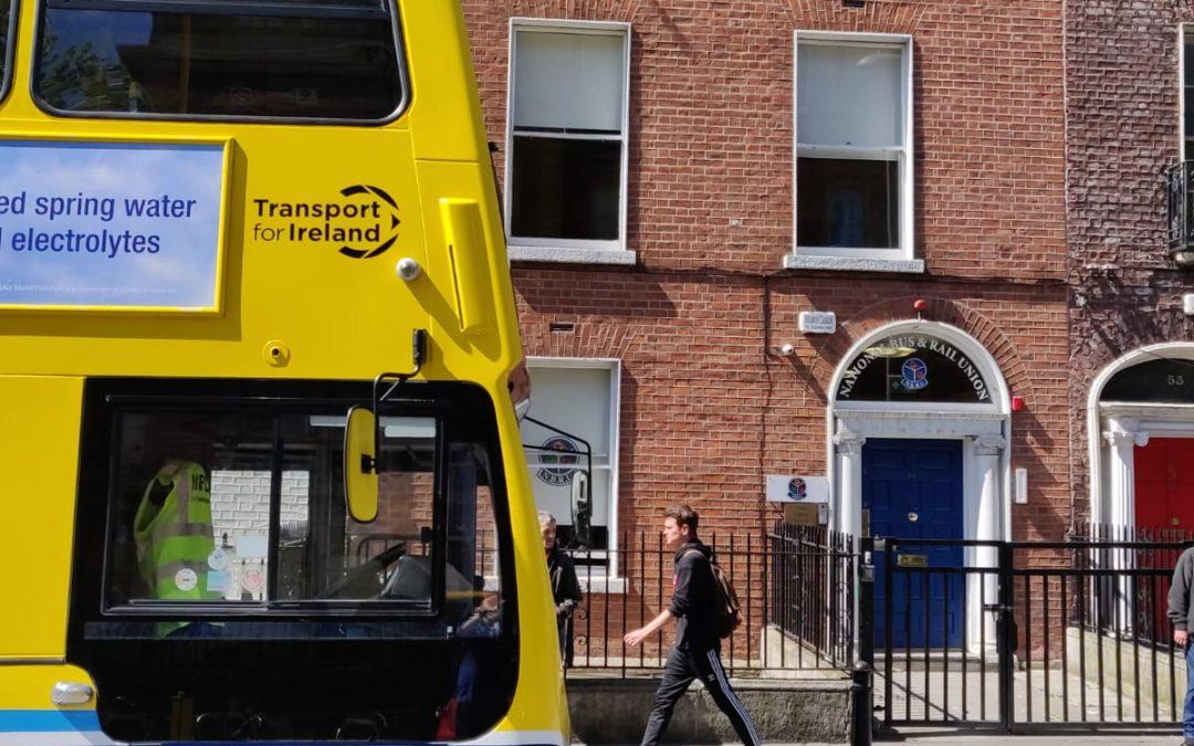 Fianna Fail leader responds to NBRU Correspondence