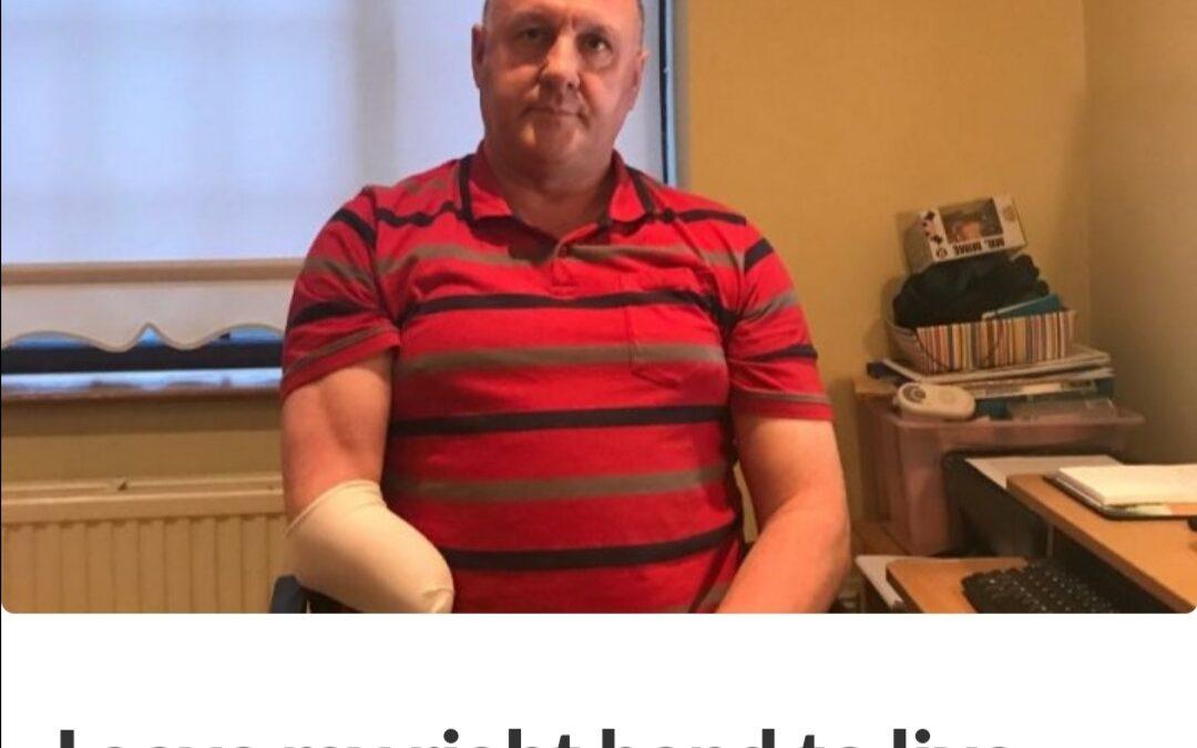 Nbru member seeks assistance